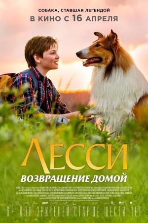 Фильм Лесси. Возвращение домой смотреть в кино в Калуге